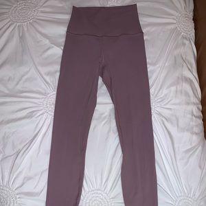 """Lululemon 28"""" Align leggings"""
